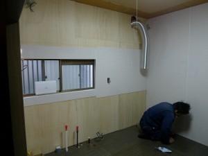 阪南市 M様邸 キッチンパネル1